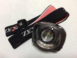 ZEXUSヘッドライトZX-220