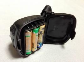ヘッドライト防水性