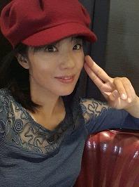 清水希香さんピース