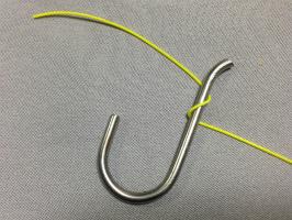 漁師結び-手順1