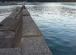 エギングのポイント-波止・港